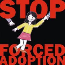 forced adoption